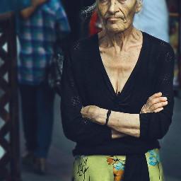 armenia grandma oldlady grumpy people freetoedit