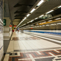 photography underground algeria metro freetoedit