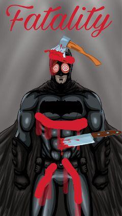 freetoedit batman fatality