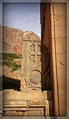 armenia khachqar freetoedit