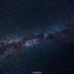 milkyway galaxy stars freetoedit