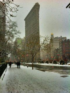 freetoedit snow buildings people morningglory