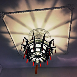 serata chinesefood luci riflessi ombre