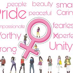 freetoedit womensymbol