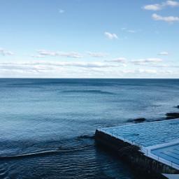 freetoedit sydney bondibeach ocean swimmingpool